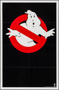 """Ghostbusters (Columbia, 1984). One Sheet (27"""" X 41""""). Teaser. Comedy"""