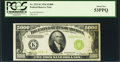 Small Size:Federal Reserve Notes, Fr. 2221-K $5,000 1934 Federal Reserve Note. PCGS About New 53PPQ.....