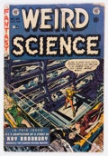 Golden Age (1938-1955):Science Fiction, Weird Science #20 (EC, 1953) Condition: VG....
