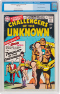 Silver Age (1956-1969):Adventure, Challengers of the Unknown #48 (DC, 1966) CGC VF 8.0 Light tan to off-white pages....