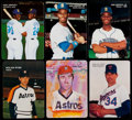 Baseball Cards:Sets, 1984-1992 Mother's Cookies Set Collection (16)....