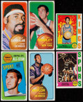Basketball Cards:Lots, 1970-74 Topps Basketball Collection (85). ...
