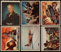 "Non-Sport Cards:Sets, 1950 Topps ""Freedom's War"" Near Set (173/203) Plus Extras (103). ..."