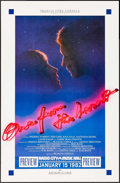 "Movie Posters:Romance, One from the Heart (Columbia, 1982). Rolled, Very Fine. Premiere Poster (25.75"" X 39.5"") SS Radio City Music Hall Advance St..."