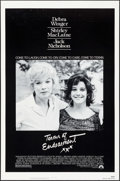 Movie Posters:Drama, Terms of Endearment & Other Lot (Paramount, 1983). Rolled,...