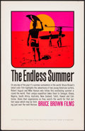 """Movie Posters:Sports, The Endless Summer (Bruce Brown Films, 1966). Special Screening Poster (11"""" X 17""""). Sports.. ..."""