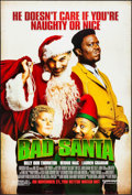 """Movie Posters:Comedy, Bad Santa & Other Lot (Dimension, 2003). One Sheets (2) (27"""" X 40"""") DS Advance. Comedy.. ... (Total: 2 Items)"""