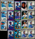Baseball Cards:Lots, 1989-90 Multi-Brand Ken Griffey Jr. Card Collection (19)....