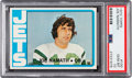 Football Cards:Singles (1970-Now), 1972 Topps Joe Namath #100 PSA Gem Mint 10....