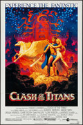 "Movie Posters:Fantasy, Clash of the Titans (MGM/UA, 1981). One Sheet (27"" X 41"").Fantasy.. ..."