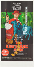 """Movie Posters:Western, For a Few Dollars More (United Artists, 1967). Australian Three Sheet (40"""" X 79""""). Western.. ..."""