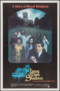"""House of Dark Shadows (MGM, 1970). One Sheet (27"""" X 41"""") Style A. Horror"""