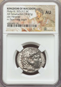 Ancients:Greek, Ancients: MACEDONIAN KINGDOM. Philip III Arrhidaeus (323-317 BC).AR tetradrachm (16.87 gm). NGC AU....