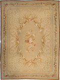 Rugs & Textiles:Carpets, A Louis XVI-Style Palace-Sized Needlepoint Carpet, . 232 x 158inches (589.3 x 401.3 cm). ...