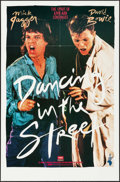 "Movie Posters:Rock and Roll, Dancing in the Street & Other Lot (Music Motions, 1985). OneSheets (2) (27"" X 41""). Rock and Roll.. ... (Total: 2 Items)"