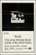 "Movie Posters:Crime, The Godfather & Other Lot (Paramount, 1972). One Sheet (27"" X41"") & 45 RPM Record (7"" X 7""). Crime.. ... (Total: 2 Items)"