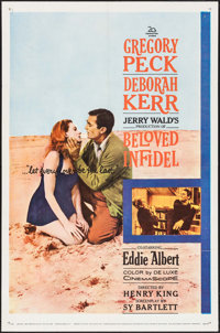 """Beloved Infidel & Others Lot (20th Century Fox, 1959). One Sheets (10) (27"""" X 41""""), Lobby Cards (5) (11&qu..."""