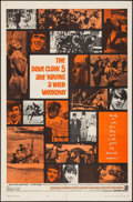 "Movie Posters:Rock and Roll, Having a Wild Weekend (Warner Brothers, 1965). One Sheet (27"" X41""). Rock and Roll.. ..."