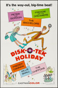 "Movie Posters:Rock and Roll, Disk-O-Tek Holiday & Other Lot (Allied Artists, 1964). One Sheets (2) (27"" X 41""). Rock and Roll.. ... (Total: 2 Items)"