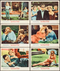 "Movie Posters:Drama, Lolita (MGM, 1962). Lobby Cards (6) (11"" X 14""). Drama.. ...(Total: 6 Items)"