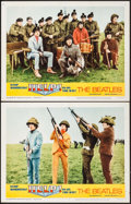 """Movie Posters:Rock and Roll, Help! (United Artists, 1965). Lobby Cards (2) (11"""" X 14""""). Rock and Roll.. ... (Total: 2 Items)"""
