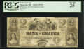 Obsoletes By State:Ohio, Painesville, OH - Bank of Geauga Spurious $2 Nov. 18, 1851 S5. ...