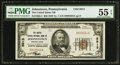 National Bank Notes:Pennsylvania, Johnstown, PA - $50 1929 Ty. 1 The United States NB Ch. # 5913. ...