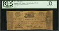 Obsoletes By State:Ohio, Marietta, OH - Bank of Marietta Wolka Plate Note Counterfeit $3July 1, 1836 Wolka 1559-23. ...