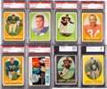 Football Cards:Sets, 1958 Topps Football Complete Set (132) Plus Felt Card. ...