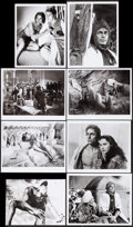 """Movie Posters:Fantasy, The Thief of Bagdad (United Artists, 1940). Restrike Photos From Negative (18) (8"""" X 10"""" & 8.5"""" X 11"""") & Photo Negatives (19... (Total: 37 Items)"""