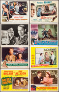 "Movie Posters:War, Battle Circus & Others Lot (MGM, 1953). Lobby Cards (12) (11"" X14""). War.. ... (Total: 12 Items)"