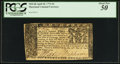 Colonial Notes:Maryland, Maryland April 10, 1774 $4 PCGS About New 50.. ...
