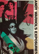 """Andy Warhol (1928-1987) """"Exposures"""" Book Cover Offset lithograph in colors 11-1/8 x 8-1/4 inches (28.3 x 21.0..."""