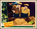 "Movie Posters:Horror, Abbott and Costello Meet Frankenstein (Universal International,1948). Lobby Card (11"" X 14"").. ..."