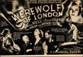 """Movie Posters:Horror, Werewolf of London (Universal, 1935). Herald (Open: 9.75"""" X 14"""",Closed: 9.75"""" X 7"""").. ..."""