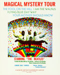 "Movie Posters:Rock and Roll, Magical Mystery Tour (New Line, Mid-1970s). College Poster (23"" x29"").. ..."