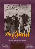 """Movie Posters:Rock and Roll, The Band: The Last Waltz at the Winterland Ballroom (Bill Graham,1976). Original Concert Poster (20.5"""" X 28"""").. ..."""