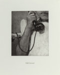 Photographs, Lorna Simpson (b. 1960). Details, (21 works), 1996. Photogravures with screenprinted text on Somerset paper. 6 x 5 inche... (Total: 21 Items)