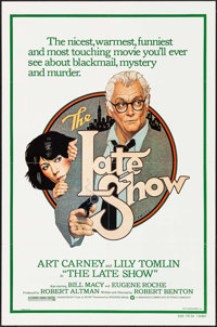 "The Late Show (Warner Brothers, 1977). Identical One Sheets (6) (27"" X 41""). Crime. ... (Total: 6 Items)"
