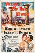 "Movie Posters:Adventure, Valley of the Kings & Other Lot (MGM, 1954). One Sheets (2)(27"" X 41""). Adventure.. ... (Total: 2 Items)"