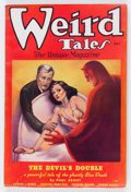 Pulps:Horror, Weird Tales - May 1936 (Popular Fiction) Condition: VG+....