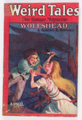 Pulps:Horror, Weird Tales - April 1926 (Popular Fiction) Condition: GD....