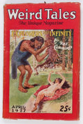Pulps:Horror, Weird Tales - April 1927 (Popular Fiction) Condition: GD/VG....