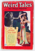Pulps:Horror, Weird Tales - April 1928 (Popular Fiction) Condition: GD/VG....