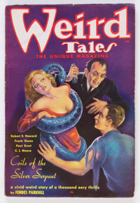 Weird Tales - February 1936 (Popular Fiction) Condition: VG+