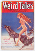 Pulps:Horror, Weird Tales - March 1933 (Popular Fiction) Condition: VG-....