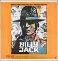 "Movie Posters:Action, Billy Jack (Warner Brothers, 1971). International Six Sheet (77"" X80""). Action.. ..."