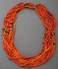 Tribal Art, An African Bead Necklace...