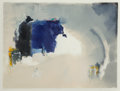 Prints & Multiples, Marty Levenson (American, 20th Century). 27 May 1983 #1. Monotype. 17-3/4 x 23-3/4 inches (45.1 x 60.3 cm) (image). Sign...