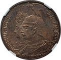 German States:Prussia, German States: Prussia. Wilhelm II Proof 5 Mark 1901-A PR64 NGC,...